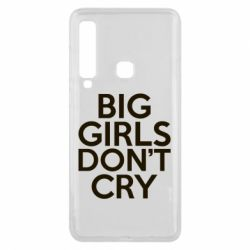 Чехол для Samsung A9 2018 Big girls don't cry - FatLine