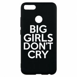 Чехол для Xiaomi Mi A1 Big girls don't cry - FatLine