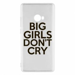 Чехол для Xiaomi Mi Note 2 Big girls don't cry - FatLine