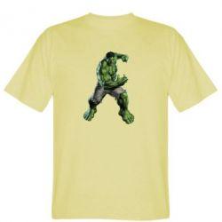 Мужская футболка Big Hulk - FatLine