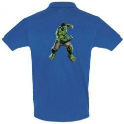 Футболка Поло Big Hulk - FatLine