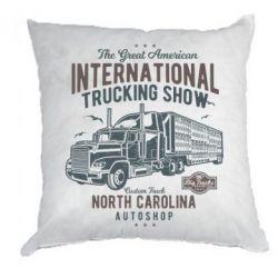 Подушка Big Truck 1
