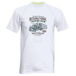 Чоловіча спортивна футболка Big Truck 1
