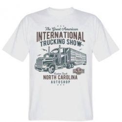 Чоловіча футболка Big Truck 1
