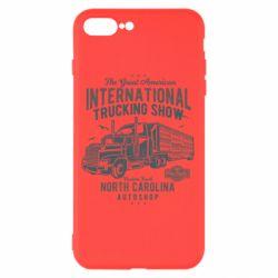 Чохол для iPhone 7 Plus Big Truck 1