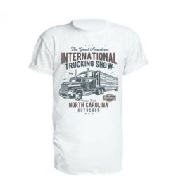 Подовжена футболка Big Truck 1