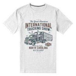 Чоловіча стрейчева футболка Big Truck 1