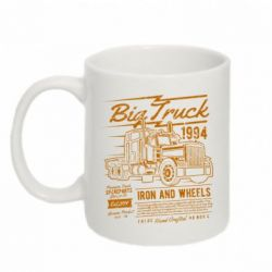 Кружка 320ml Big Truck 2