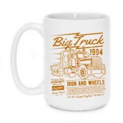 Кружка 420ml Big Truck 2