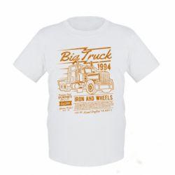 Дитяча футболка Big Truck 2