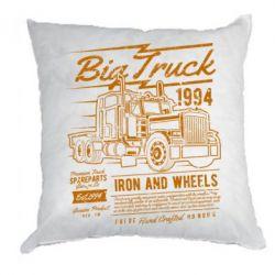Подушка Big Truck 2