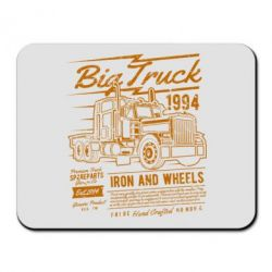 Килимок для миші Big Truck 2