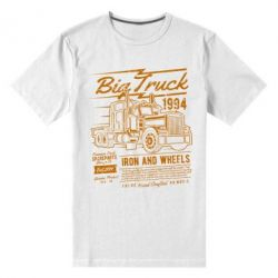 Чоловіча стрейчева футболка Big Truck 2