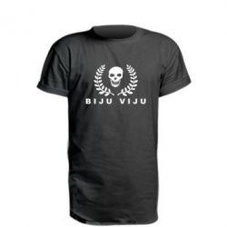 Подовжена футболка Biju Viju