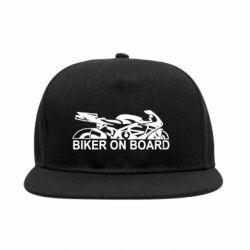 Снепбек Biker on board