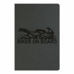 Блокнот А5 Biker on board