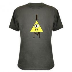 Камуфляжная футболка Билл Шифр - FatLine
