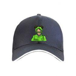 Кепка Billie Eilish green style