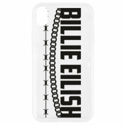 Чехол для iPhone XR Billy Aishil Chain and Wire