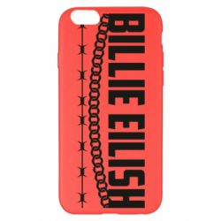 Чехол для iPhone 6 Plus/6S Plus Billy Aishil Chain and Wire