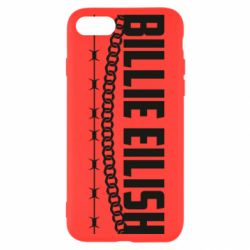 Чехол для iPhone 8 Billy Aishil Chain and Wire