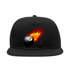 Снепбек Бильярдный шар в огне