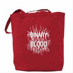 Сумка Binary Blood
