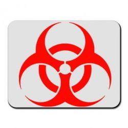 Коврик для мыши biohazard - FatLine