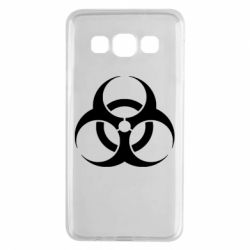 Чехол для Samsung A3 2015 biohazard