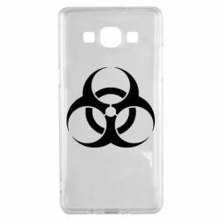 Чехол для Samsung A5 2015 biohazard