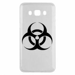 Чехол для Samsung J5 2016 biohazard