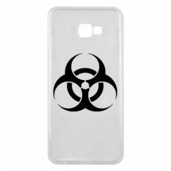 Чехол для Samsung J4 Plus 2018 biohazard