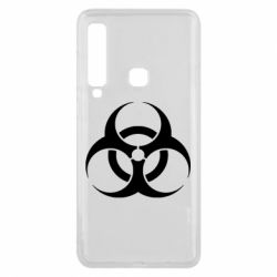 Чехол для Samsung A9 2018 biohazard