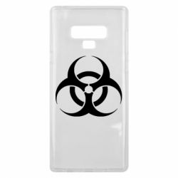 Чехол для Samsung Note 9 biohazard