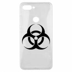 Чехол для Xiaomi Mi8 Lite biohazard