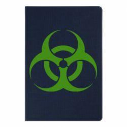 Блокнот А5 biohazard