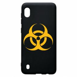 Чехол для Samsung A10 biohazard