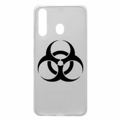 Чехол для Samsung A60 biohazard