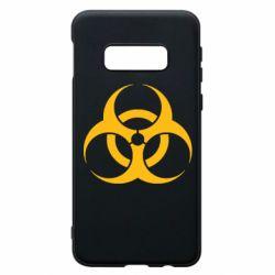 Чехол для Samsung S10e biohazard