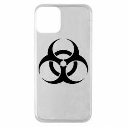 Чехол для iPhone 11 biohazard