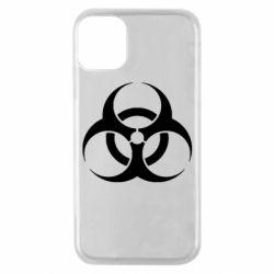 Чехол для iPhone 11 Pro biohazard