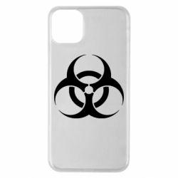 Чехол для iPhone 11 Pro Max biohazard