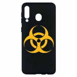 Чехол для Samsung M30 biohazard