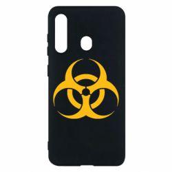 Чехол для Samsung M40 biohazard