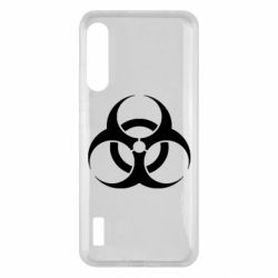 Чохол для Xiaomi Mi A3 biohazard