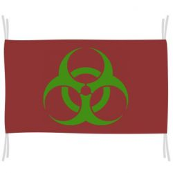 Флаг biohazard