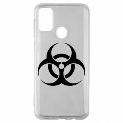 Чехол для Samsung M30s biohazard