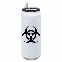 Термобанка 500ml biohazard