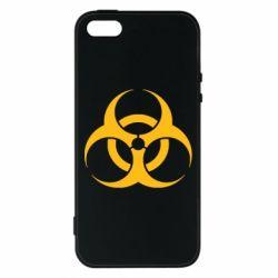 Чехол для iPhone5/5S/SE biohazard