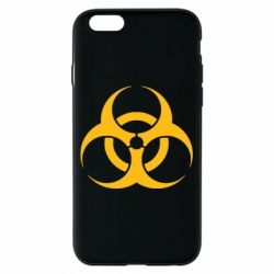 Чехол для iPhone 6/6S biohazard